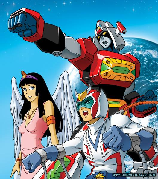 "Anime In Gma List: ""Daimos"" Returns To GMA Network With New Voice Actors Next"